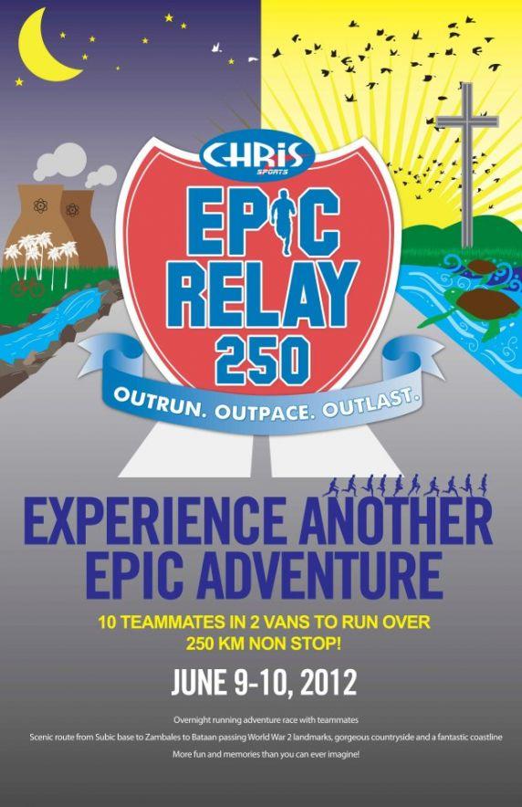 Chris Sports Epic Relay 250