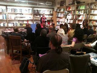 Brownstone Poets at BookCourt