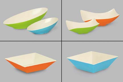 FFR-DSI Key West Melamine Displayware
