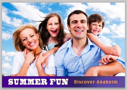 Discover Anaheim With Your Family 2012
