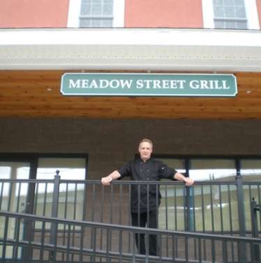 Meadow Street Grill creator, owner and head chef Stan Piurkowski
