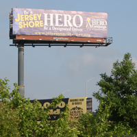 Atlantic City HERO Billboard