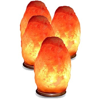 Himalayan Salt Lamps brings health, fun and beauty to your home PRLog