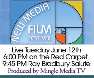 New Media Film Festival Red Carpet LIVE Streaming on 12 June 2012