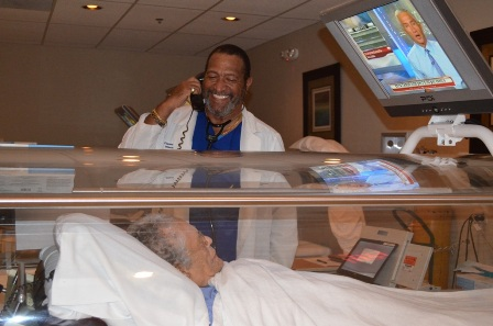 Two local hospitals add additional hyperbaric oxygen for Fish memorial hospital orange city