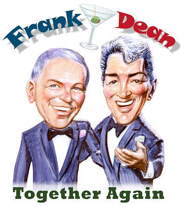 Frank & Dean Show Emblem