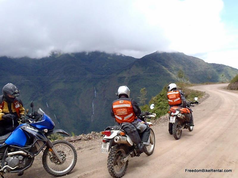 northern ecuador discovery moto tour