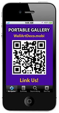 iPhone 4 QR-CodeSmall