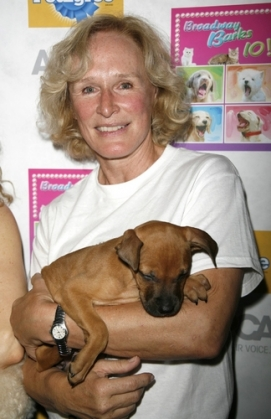 Glenn Close is on Animal Radio®