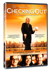 Checking Out - DVD