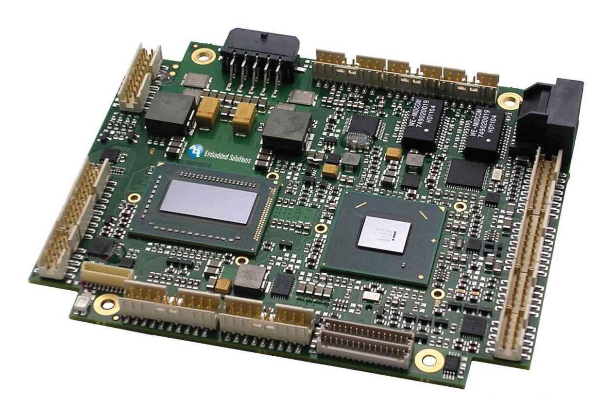 ADLQM67PC Ivy Bridge PCIe104 SBC