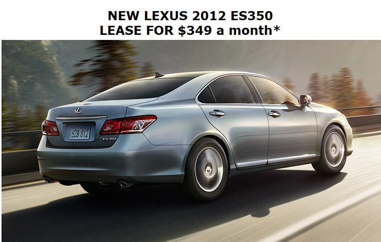 2012 Lexus ES350 at Lexus of Melbourne