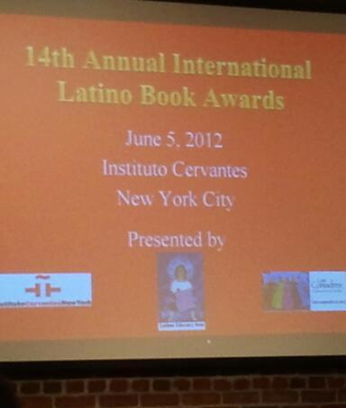 Intrntl Latino Book Awards