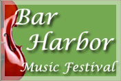 Bar Harbor Music Festival