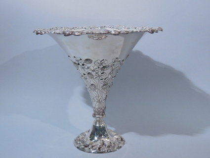 museum quality antique tiffany sterling silver clo