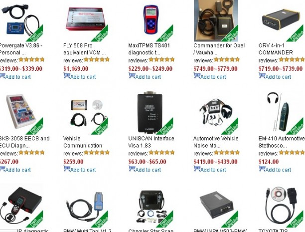 Wholesale Car Diagnostic Tools From China Car Accessories - Low ...