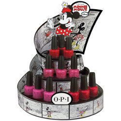 Vintage Minnie Mouse Nail Polish Collection by OPI
