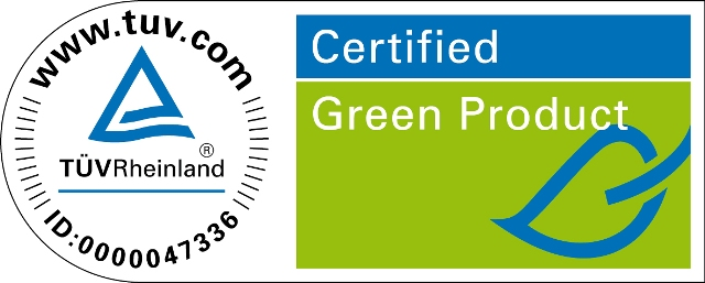 TUV Rheinland Green Product Mark