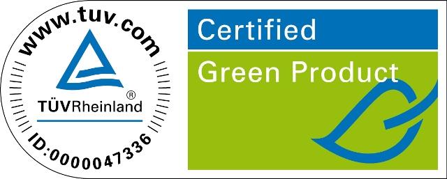 TUV Rheinland Green Product Mark