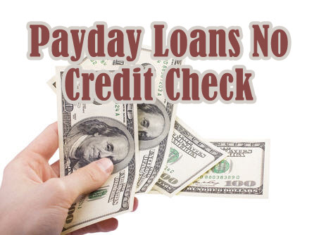 Easy Online Payday Loans No Credit Check