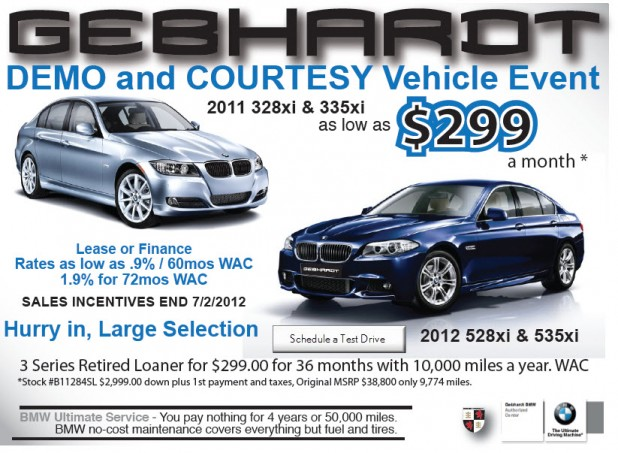 Gebhardt_BMW_Preowned_June_2012_Specials