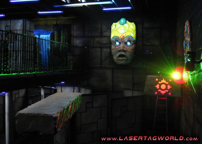 Adventure Laser Tag