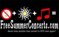 Free Summer Concerts NYC