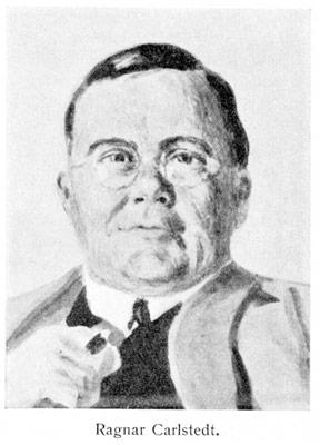 Ragnar Carlstedt