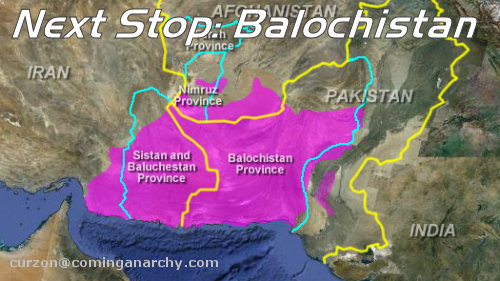 Baluchistan: Next Stop In Corporate Fascist Amerika's War-For-Profit Tour?