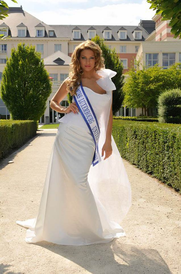 Miss Luxemburg United Nations 2012