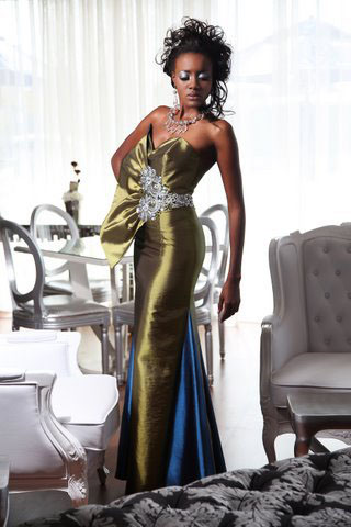 Miss Namibia United Nations 2011