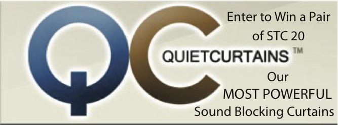 Quiet Curtains Announces Facebook Sweepstakes Quiet