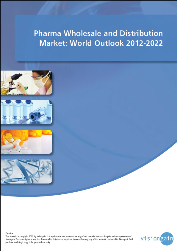 Pharma Wholesale and Distribution Market: World Outlook 2012-2022