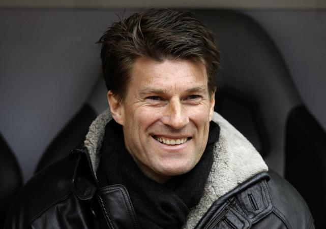 New Swansea City Manager and Danish Football Legend Michael Laudrup