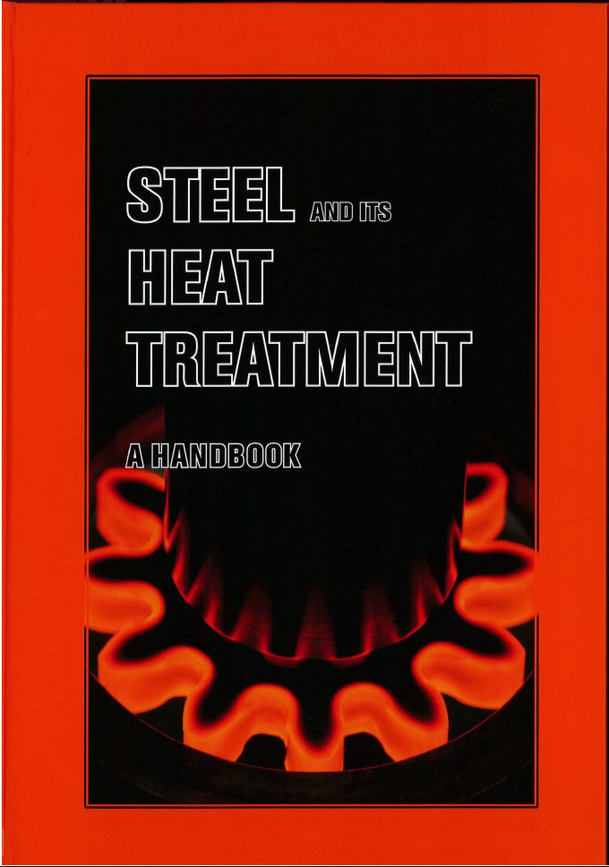 The new book, written by Sweden's top experts on heat treatment of steel.