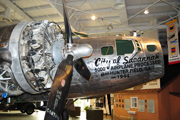 mighty-eighth-air-force-museum-pooler-georgia-B17-
