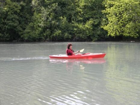 Riverside Kayak Demo Day
