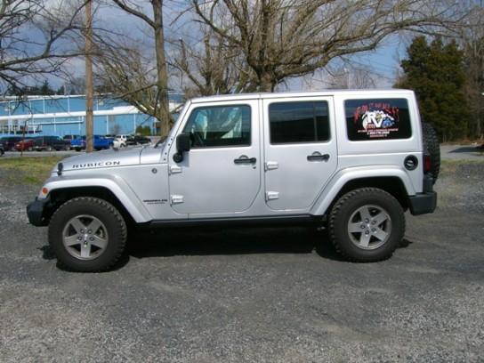 LTAA Showcase Jeep