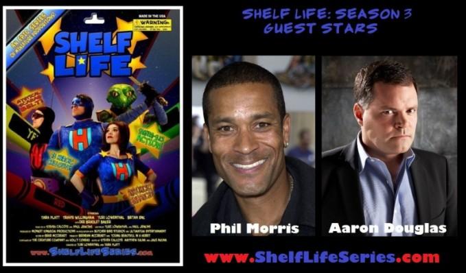 @ShelfLifeSeries w/ Guest Stars