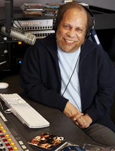 WGBH Jazz Host Eric Jackson