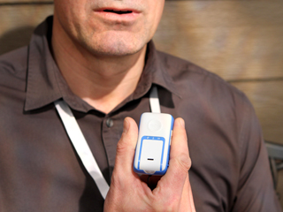 eCare+Voice, the new mobile medical alert system for active seniors from Securus