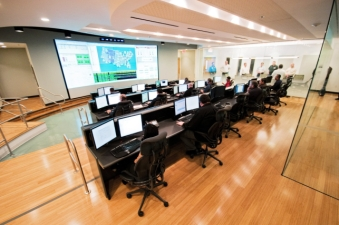 Christie Network Operations Center