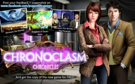 Chronoclasm Chronicles by Puppet Life: Review contest