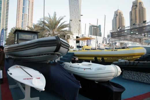 Dubai International Boat Show 2012