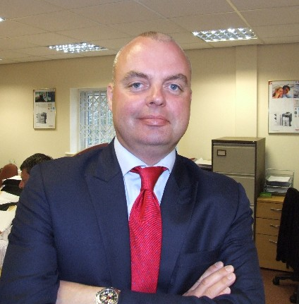 Sales Director David Griffiths