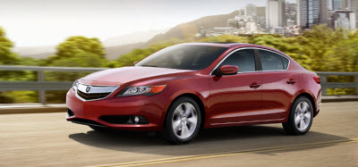 The 2013 Acura ILX has arrived in Dallas, TX!