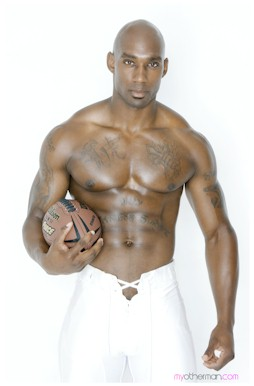 Life Coach, Actor, and, Fitness Model Branden Nicholson