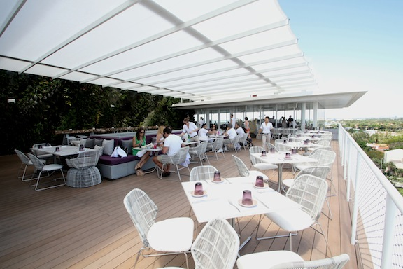 Juvia Restaurant And Lounge Miami Beach Fl