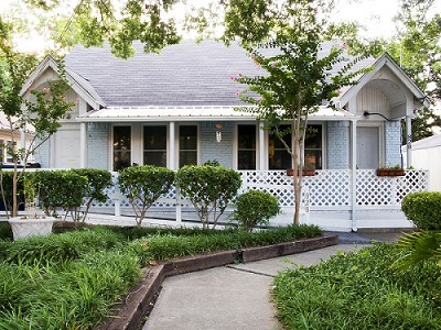 Legacy Counseling Center's special care facility Founders Cottage in Oak Cliff