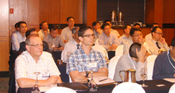 Attendees at the 2011 UPW Asia.